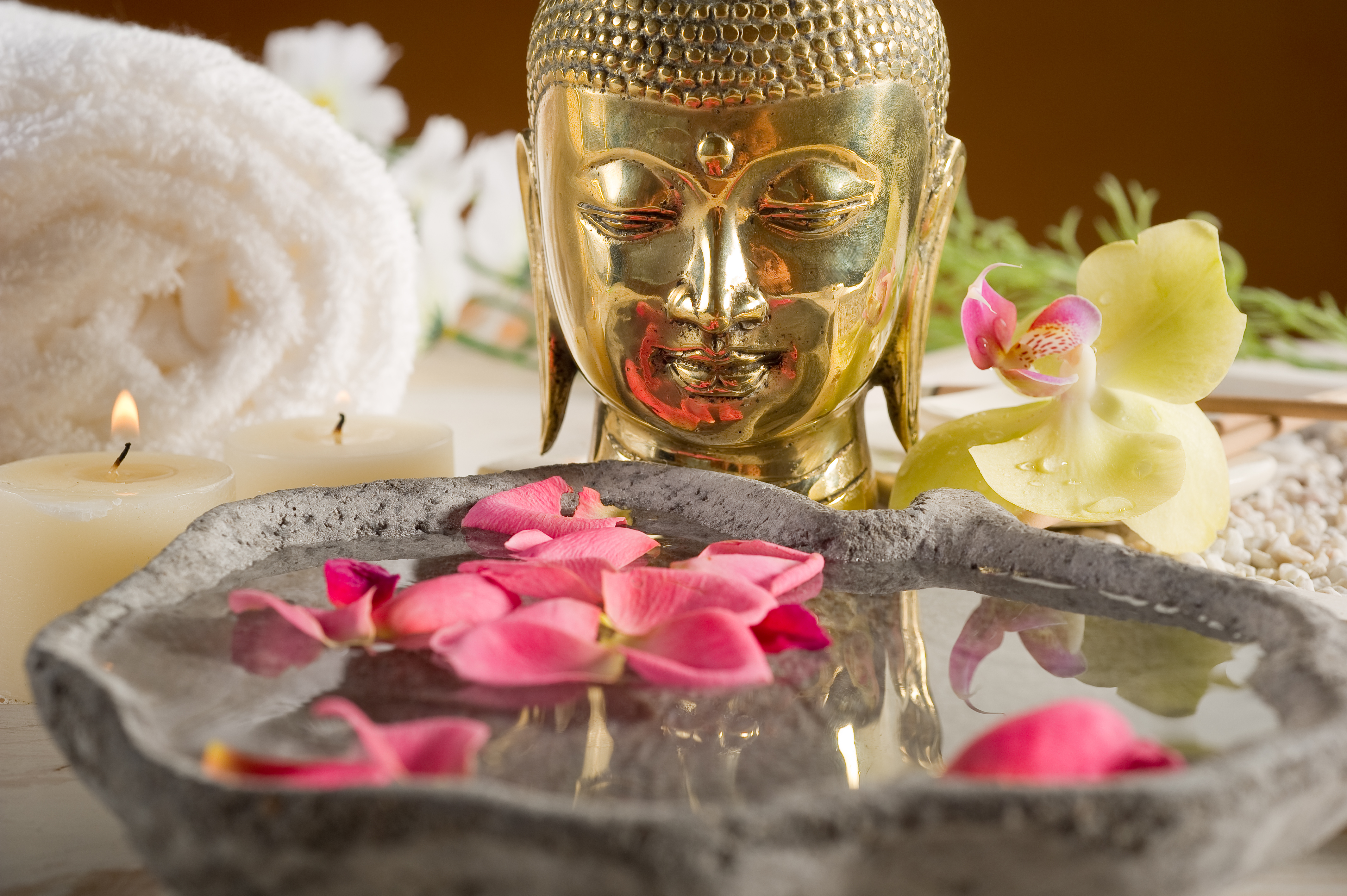 Searching for Happiness? Bathe Yourself In This Spiritual